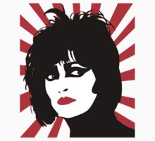 siouxsie and the banshees Baby Tee