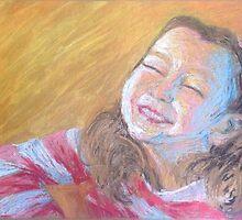 Girl Smiling by ewhite3