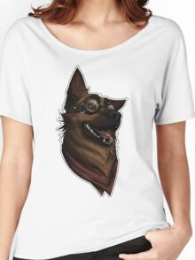 Dogmeat Graphic Women's Relaxed Fit T-Shirt