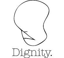 Dignity Photographic Print