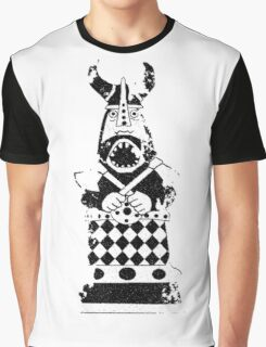 How To Train Your Dragon Viking Pawn Piece Graphic T-Shirt