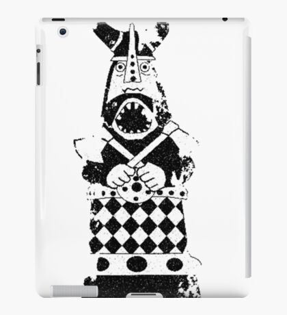 How To Train Your Dragon Viking Pawn Piece iPad Case/Skin
