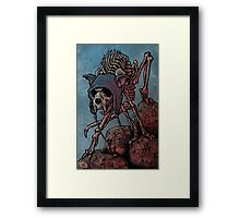 Kittie Framed Print