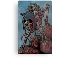 Kittie Metal Print