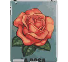 La Rosa aka The Rose iPad Case/Skin