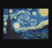Starry Night Kids Tee