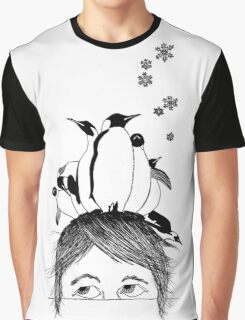Penguin play Graphic T-Shirt
