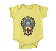 Buddha On Fire Kids Clothes