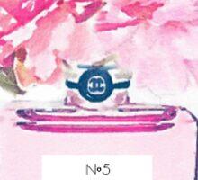 Kappa Kappa Gamma Chanel Sticker