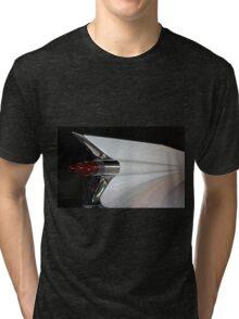 1959 Cadillac Fin Tri-blend T-Shirt