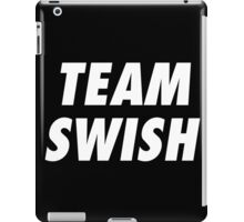 Team Swish iPad Case/Skin