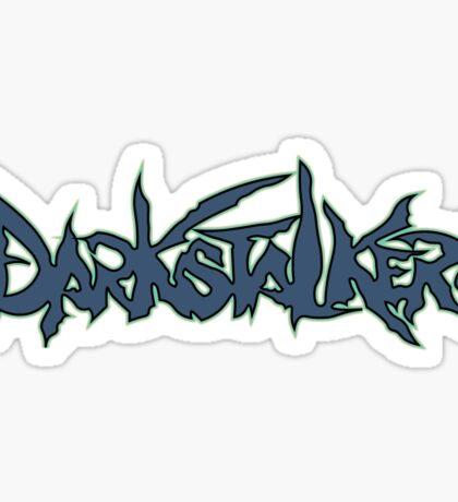 Darkstalkers Sticker