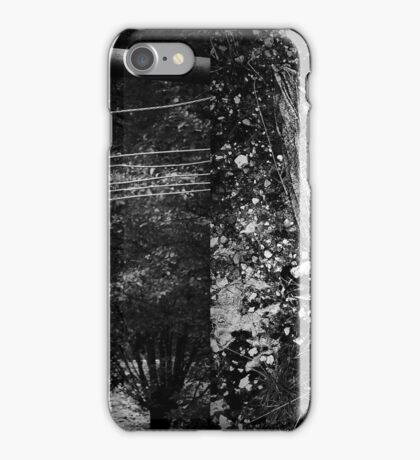 Abandoned Diptych iPhone Case/Skin