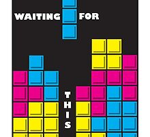 You've been waiting for this - Tetris by Wolffdj