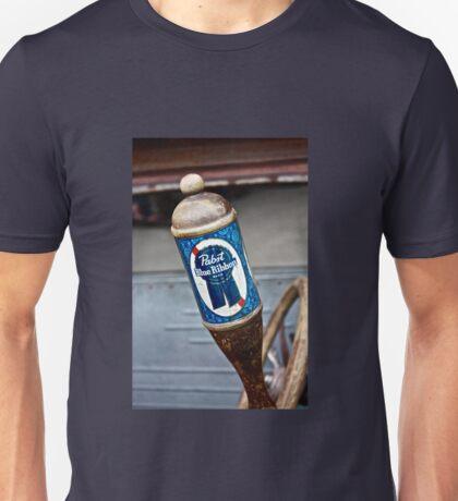 Pabst Blue Ribbon Beer Unisex T-Shirt