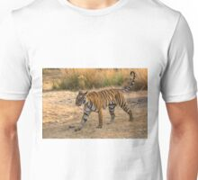 Tiger on the Move Unisex T-Shirt