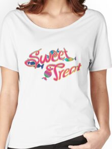 Sweet Treat Women's Relaxed Fit T-Shirt