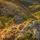 Howqua Valley sunset by Kevin McGennan
