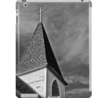Rural Steeple iPad Case/Skin