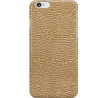 Leather like goldy iPhone Case/Skin