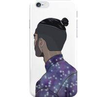Zayn Man bun 1 iPhone Case/Skin