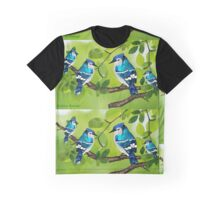 Blue jays (3631 views) Graphic T-Shirt