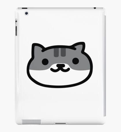 Pickles - Neko Atsume  iPad Case/Skin