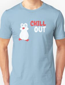 Chill Out - Penguin T-Shirt