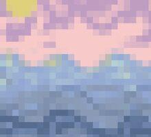 8 Bit Blues - Ocean Sea by Cyrup
