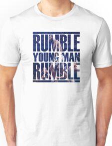 Anthony Rumble Johnson Unisex T-Shirt