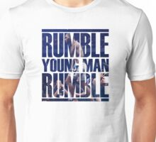 Anthony Rumble Johnson Unisex T-Shirt