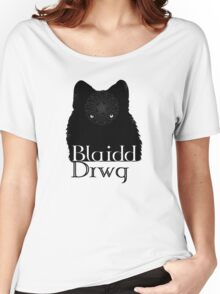 Blaidd Drwg! Women's Relaxed Fit T-Shirt