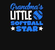 Grandmas Little Star Softball Unisex T-Shirt
