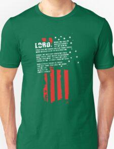Gun Military T-Shirt