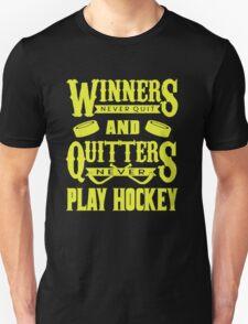 Hockey is for Winners T-Shirt