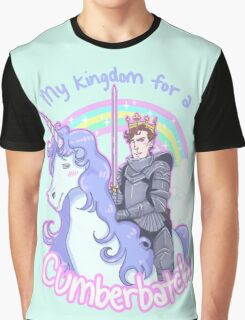 My kingdom for a Cumberbatch Graphic T-Shirt