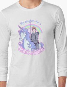 My kingdom for a Cumberbatch Long Sleeve T-Shirt