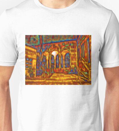 Dream courtyard Unisex T-Shirt