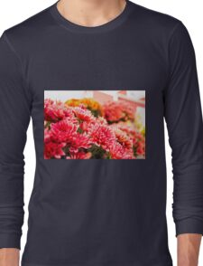 Country Blossoms Long Sleeve T-Shirt