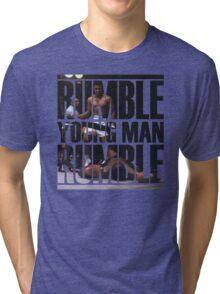 Muhammed Ali Tri-blend T-Shirt