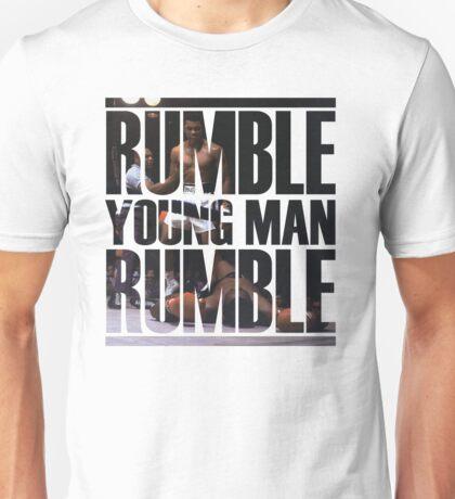 Muhammed Ali Unisex T-Shirt