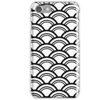 Japanese style pattern iPhone Case/Skin