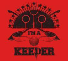 I'm A Keeper (Gryffindor) by Kallistiae