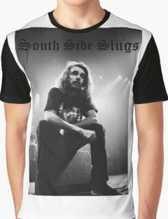 Pouya South Side Slugs Old English Graphic T-Shirt
