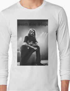 Pouya South Side Slugs Old English Long Sleeve T-Shirt