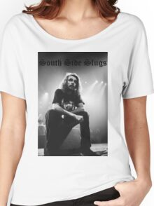 Pouya South Side Slugs Old English Women's Relaxed Fit T-Shirt