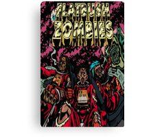 Flatbush Zombies Space Odyssey  Canvas Print