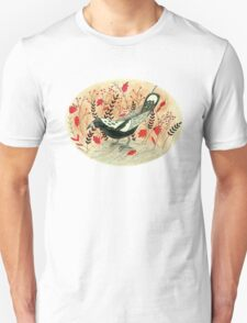 Baby the Magpie Unisex T-Shirt