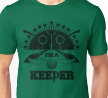 I'm A Keeper (Slytherin) Unisex T-Shirt