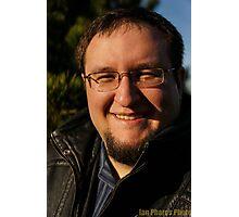 Mr. Teplitz Photographic Print